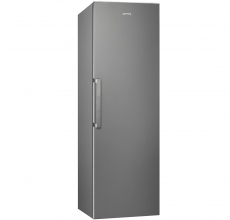 Smeg Tall Larder Fridge UK35PX4 Stainless Steel 60CM