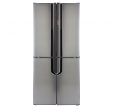 CDA PC88SS Four door fridge freezer