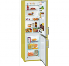 Liebherr fridge freezer CUAG 3311 Avocado