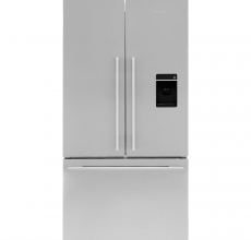 Fisher & Paykel American Style Three Door Fridge Freezer RF540ADUX5 Stainless Steel