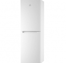 Indesit Freestanding Fridge Freezer LD85F1W