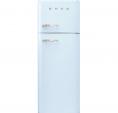 Smeg retro fridge freezer FAB30RPB3UK.