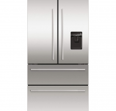Fisher & Paykel American Style French Four Door Fridge Freezer RF523GDUX1 Stainless Steel