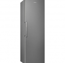 Smeg Tall Larder Fridge UK402PX Stainless Steel