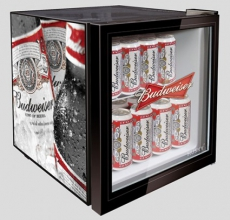 HUS-HM134-HY Budweiser Drinks Cooler