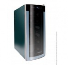 Husky Freestanding Wine Cooler HN6 Slimline Stainless Steel