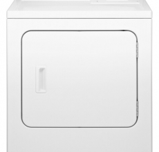 Whirlpool Atlantis 3LWED4705FW 15kg Classic American Style Vented Dryer