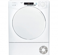 Candy Self Condensing Tumble Dryer CSC9DF White