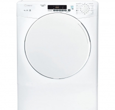Candy Vented Tumble Dryer CSV9DF-80 White