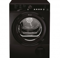 Hotpoint Self Condensing Tumble Dryer TCFS835BGK Black