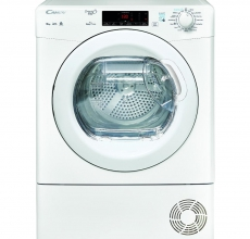 Candy Self Condensing Tumble Dryer GSVC10TE White