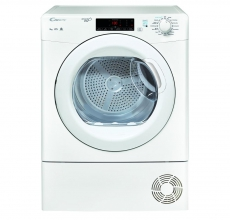 Candy Self Condensing Tumble Dryer GSVC9TG White