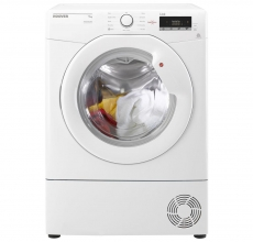 Hoover Self Condensing Tumble Dryer HLC9LG White