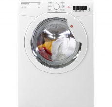Hoover Freestanding Vented Tumble Dryer HLV8LG White