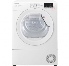 Hoover Self Condensing Tumble Dryer DXC8DE-80 White