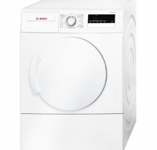 Bosch Vented Tumble Dryer WTA79200GB White