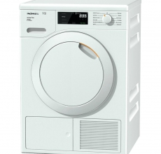 Miele Heat Pump Tumble Dryer TCE520WP White