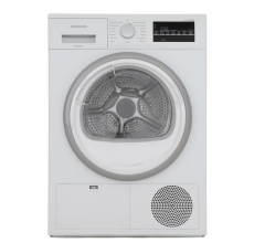 Siemens Self Condensing Tumble Dryer WT46G491GB White