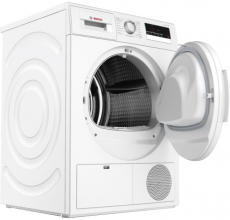 Bosch Self Condensing Tumble Dryer WTN83200GB White