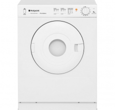 Hotpoint Compact Tumble Dryer V4D01P Vented