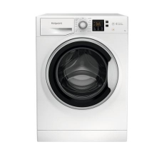 Hotpoint NSWE742UWSUKN Washing Machine White