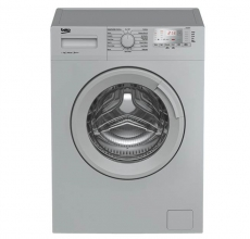 Beko Washing Machine WTG741M1S Silver
