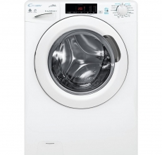 Candy Washer Dryer GCSW485T White