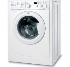 Indesit Washer Dryer IWDD7143 W