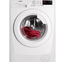AEG Washing Machine L68480FL White