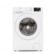 AEG Washing Machine L6FBI841N White