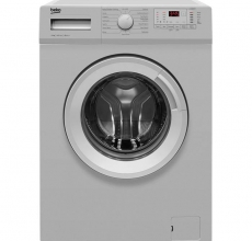 Beko Freestanding Washing Machine WTG641M1S Silver