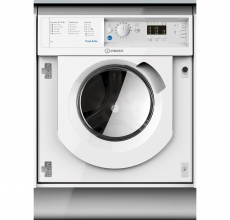 Indesit Built In Washing Machine BIWMIL71452