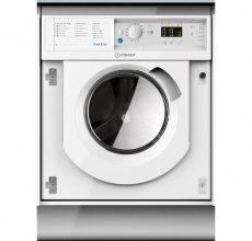 Indesit Built In Washing Machine BIWMIL71252