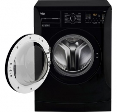 Beko Washing Machine WMB61432B Black