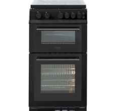 Belling Freestanding Gas Cooker FS50GTCL Black