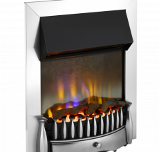 Dimplex Braemar Brass Optiflame 3D Electric Inset Fire | BMR20BR