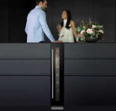 Caple Wi156 Under the counter wine cooler