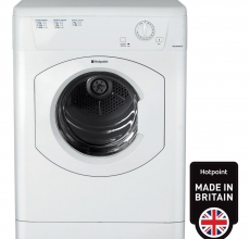 Hotpoint Vented Tumble Dryer TVHM80CP