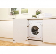 Indesit Built In Washing Machine IWME127