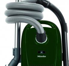 Miele Compact C2 EcoLine Cylinder Vacuum Cleaner Racing Green