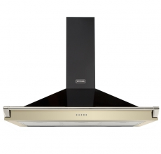 Stoves Richmond 110cm Cooker Hood Champagne