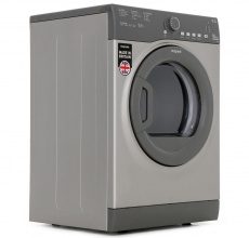 Hotpoint Vented Tumble Dryer TVFS83CGG9 Graphite