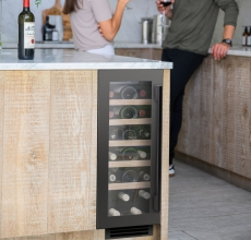 Caple WI3123GM Under the Counter Wine Cooler
