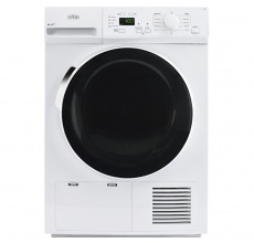 Belling Heat Pump Tumble Dryer FHD800 Whi