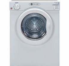 White Knight Compact Tumble Dryer C39AW