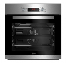 Beko Built In Single Oven CIM91X Stainless Steel