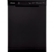 Candy Dishwasher CDP1LS57B Black Full Size