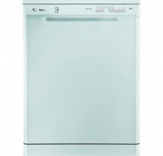 Candy Freestanding Dishwasher CDP1LS57W Full Size White