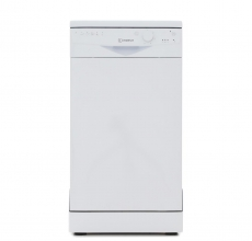 Indesit Slimline Dishwasher DSR15B1 White