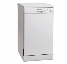 Montpellier Freestanding Slimline Dishwasher DW1064P-2 White